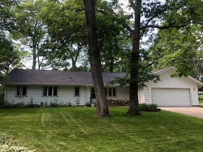 Middleton Single Family Home For Sale: 2408 Mayflower Dr