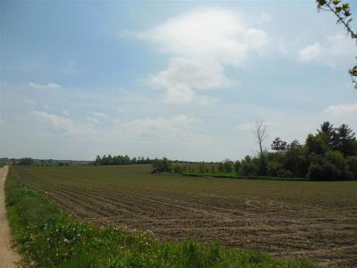 Sun Prairie Residential Lots & Land For Sale: 25.28 Ac Happy Valley Rd