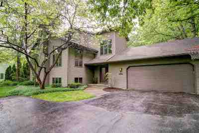 Fitchburg Single Family Home For Sale: 5188 Old Indian Tr