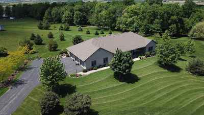 Platteville Single Family Home For Sale: 19413 W Mound Rd