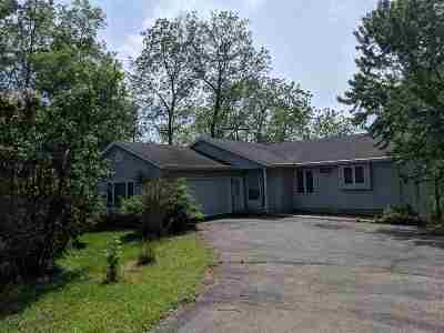 Stoughton Single Family Home For Sale: 859 County Road N