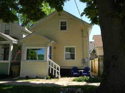 Madison Single Family Home For Sale: 29 S 4th St