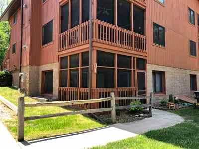 Wisconsin Dells Condo/Townhouse For Sale: 1251 Canyon Rd #31