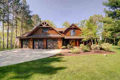 Wisconsin Dells Single Family Home For Sale: 3641 13th Dr