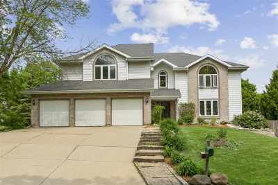Fitchburg Single Family Home For Sale: 2924 Forest Down