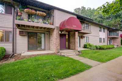 Madison Condo/Townhouse For Sale: 5321 Brody Dr #101