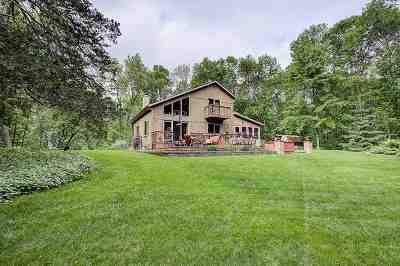Merrimac WI Single Family Home For Sale: $398,900