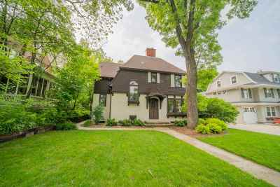 Madison Single Family Home For Sale: 2125 Chadbourne Ave