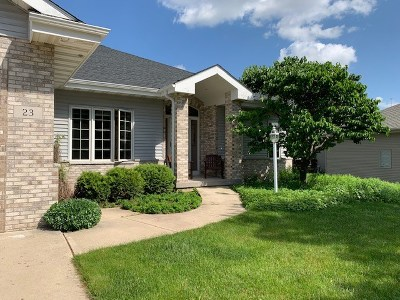 Madison Single Family Home For Sale: 23 Foxglove Cir