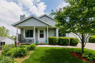 Mount Horeb Single Family Home For Sale: 333 Shenandoah Way
