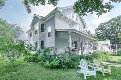Madison Multi Family Home For Sale: 220 W Lakeside St