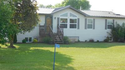 Sauk City WI Single Family Home For Sale: $229,000