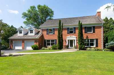 Dane County Single Family Home For Sale: 416 Summit Rd