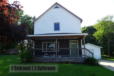 Iowa County Single Family Home For Sale: 620 Commerce St