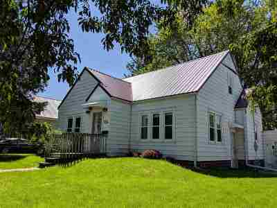 Fennimore Single Family Home For Sale: 720 Coolidge St