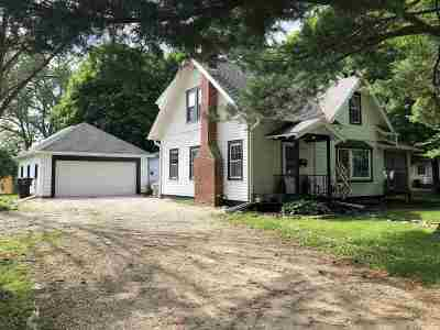 Walworth County Single Family Home For Sale: 324 S Prince St