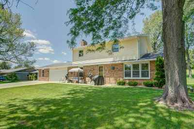 Stoughton Single Family Home For Sale: 3186 Duncan Rd