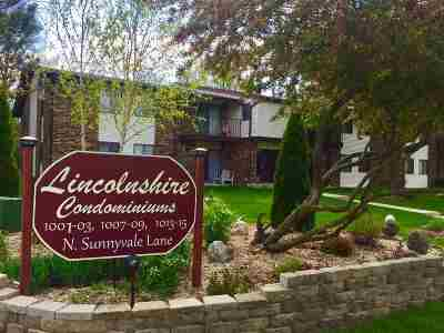 Madison Condo/Townhouse For Sale: 1003 N Sunnyvale Ln #B