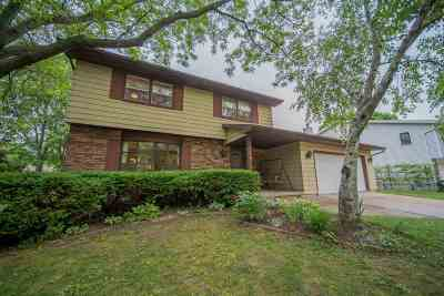 Madison Single Family Home For Sale: 214 Merryturn Rd