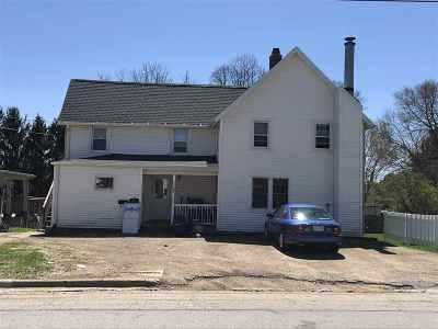 Platteville Multi Family Home For Sale: 165 E Madison St