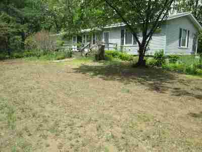 Muscoda Single Family Home For Sale: 1599 Blue River Rd