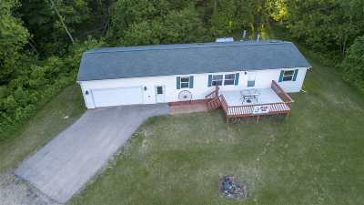 Sauk County Single Family Home For Sale: E3650 Green Valley Dr