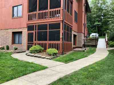 Wisconsin Dells Condo/Townhouse For Sale: 1251 Canyon Rd #30