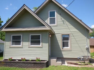 Beloit Single Family Home For Sale: 1021 Summit Ave