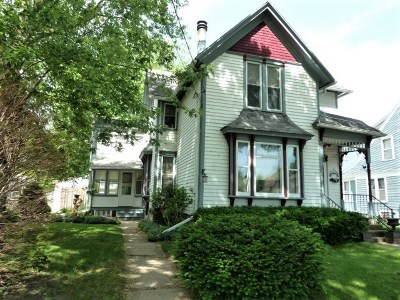 Beloit Single Family Home For Sale: 644 8th St