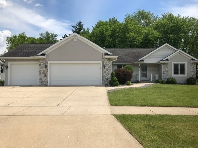 Milton Single Family Home For Sale: 4770 Sumpter Dr