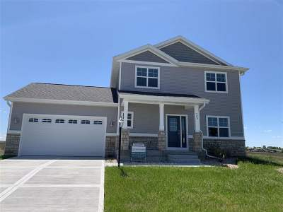 Deforest Single Family Home For Sale: 945 Lavender Way