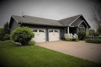 Deforest Single Family Home For Sale: 6970 White Deer Ln
