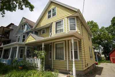Madison Single Family Home For Sale: 1040 Williamson St