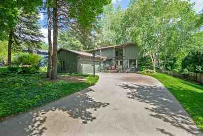 Madison Single Family Home For Sale: 205 Glacier Dr