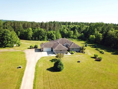Iowa County Single Family Home For Sale: 7463 Helena Rd