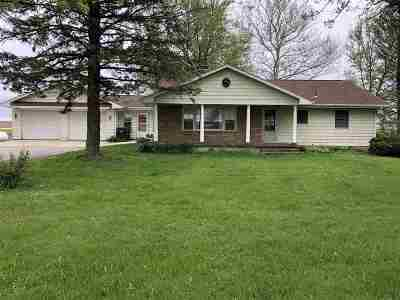 Janesville Single Family Home For Sale: 8548 E County Road A