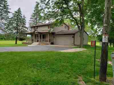 Janesville WI Single Family Home For Sale: $255,000