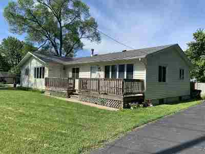 Beloit Multi Family Home For Sale: 2222 Afton Rd