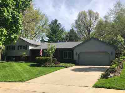 Madison Single Family Home For Sale: 6405 Olympic Dr