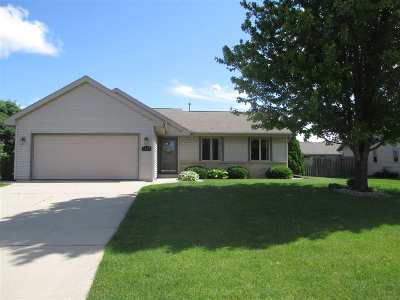 Janesville Single Family Home For Sale: 3759 Chesapeake Ave