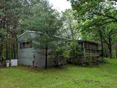 Adams WI Single Family Home For Sale: $139,900