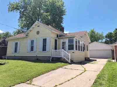 Green County Single Family Home For Sale: 1814 7th St