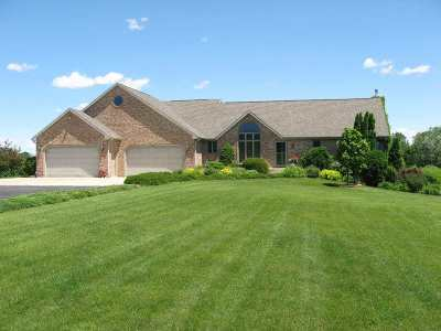 Rock County Single Family Home For Sale: 3311 S Severson Rd