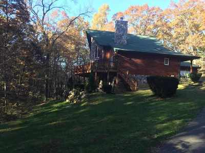 Wisconsin Dells Single Family Home For Sale: S836 Christmas Mountain Rd