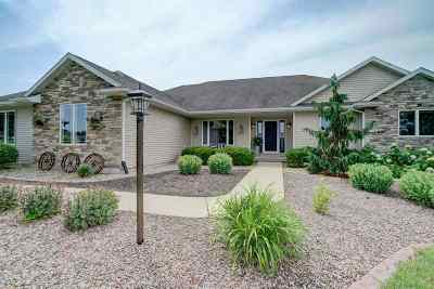 Dane Single Family Home For Sale: 7327 Springhelt Dr