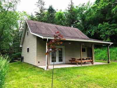 Iowa County Single Family Home For Sale: 4520 County Road Q
