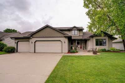 Waunakee Single Family Home For Sale: 904 Ganser Dr