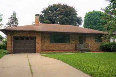 Madison Single Family Home For Sale: 2101 Fremont Ave