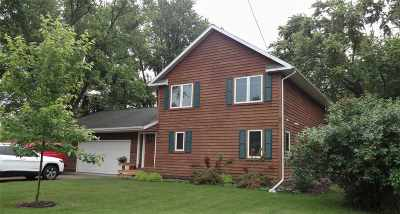 Columbia County Single Family Home For Sale: W11043 W Harmony Drive