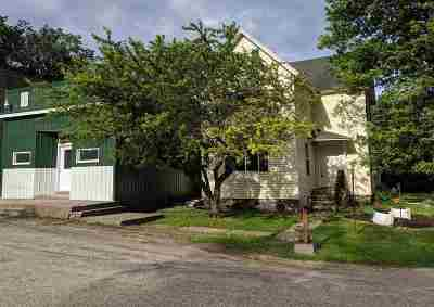 Marshall Single Family Home For Sale: 1124 Berlin Rd